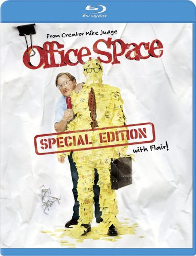 OFFICE SPACE (BD/TICKET) by 20TH CENTURY FOX