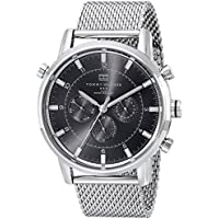 Tommy Hilfiger Men's Silver-Tone Watch