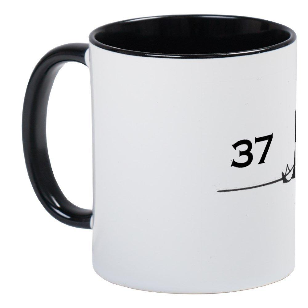 Amazon com: CafePress - Searunner 37 Logo Mugs - Unique