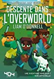 Descente dans l'overworld - Minecraft (La guerre des blocs, tome 1)