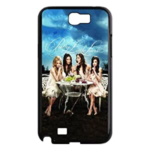 Pretty Little Liars Poster Samsung Galaxy N2 7100 Cell Phone Case Black Protect your phone BVS_762148