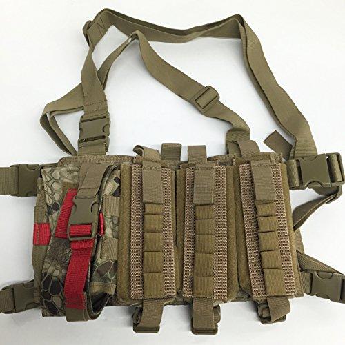 Hi-Tech Custom's Shotgun Rapid Response Mini-Rig Vest (Tan Kryptek Camo)