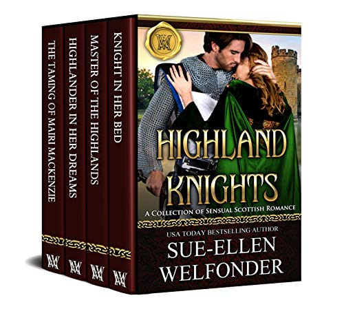 Watch Ladies Allies (Highland Knights: A Collection of Sensual Scottish Romance)