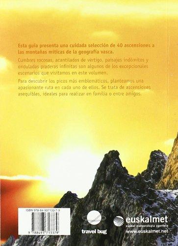 Montaña vasca, la - 40 ascensiones miticas E.H. En El ...