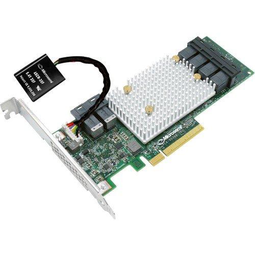 Adaptec SP995-6 Pk MICROSEMI Smartraid 3154-24I Adapter with Integrated Flash Backup