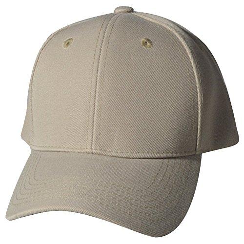 Beige Baseball Hat - 6