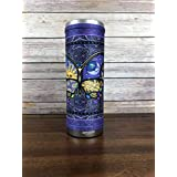 Cover for Amazon Echo (1st Gen), Amazon Echo Plus, Digitally Printed Fabric, Bohemian Butterfly by Dan Morris