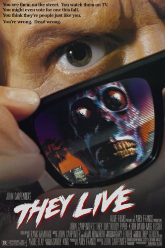 They Live (1988) Movie Poster 24