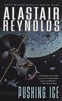 Pushing Ice Kindle Edition by Alastair Reynolds