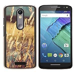 EJOOY---Cubierta de la caja de protección para la piel dura ** Motorola Moto X3 3rd Generation ** --CULTIVOS EN EL SOL