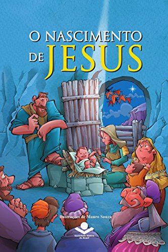 O Nascimento De Jesus Portuguese Edition Kindle Edition By