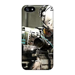 Series Skin Case Cover For Iphone 5/5s(ghost Recon Future Soldier #5)