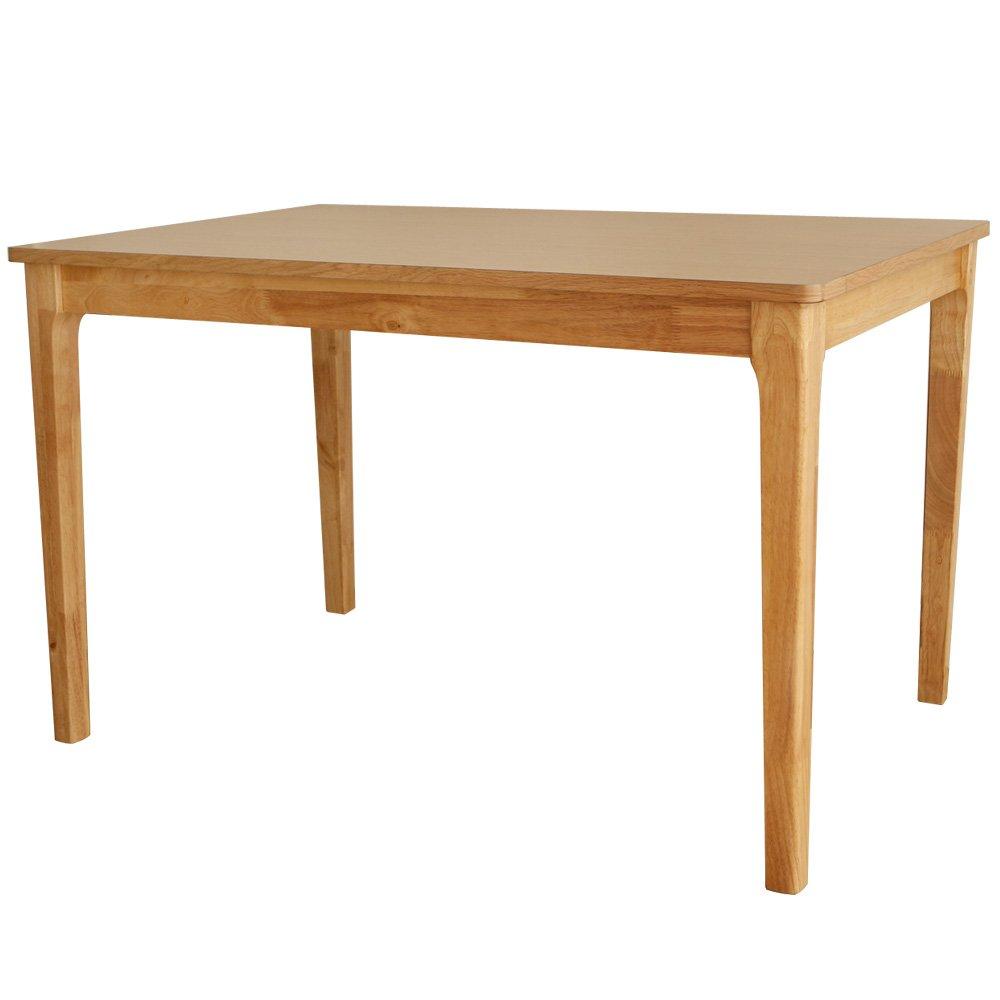 ルームアンドホーム テーブル マルチ 多用途 ヴァイン L ナチュラル 120×80×74cm B0795ZZTVG Parent