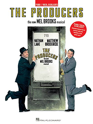 The Producers: Piano/Vocal Highlights PDF