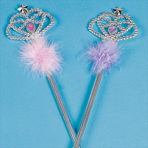 (Plastic Fairy Princess Wand)