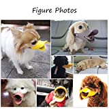 NACOCO Anti Bite Duck Mouth Shape Dog Mouth