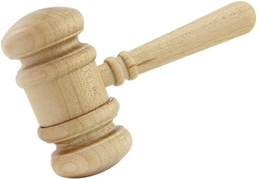 Judges Gavel Shaped 32GB USB 2.0 Flash Drive Wooden Gavel Pen Drive Thumb Drive Memory Stick Pendrive