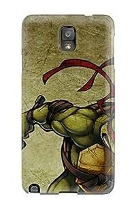 Fashion TvWudHi8492SasuE For Case Samsung Galaxy S5 Cover (raphael Tmnt)