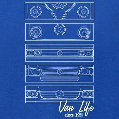Kids Hoodie Van Life 1-13 Years 9 Colours