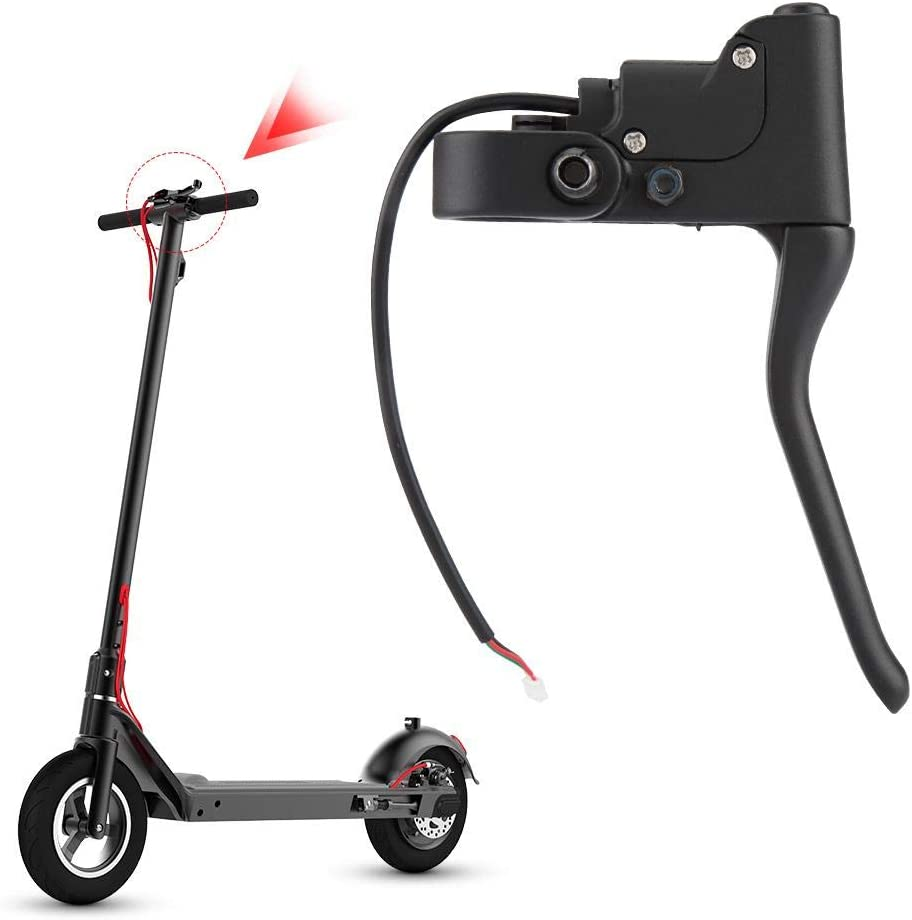 aluminum alloy brake handle Compatible with XIAOMI MIJIA M365 electric scooter accessories Sport scooter lever brake handle MAGT Handbrake