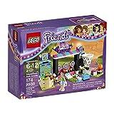 LEGO Friends 41127 Amusement Park Arcade Building Kit (174-Piece)