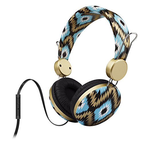 THE MACBETH COLLECTION MB-HM022-CHW Combo Headphones with Mi