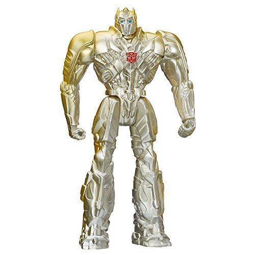 Transformers Age of Extinction Optimus Prime: Silver Knight by Hasbro