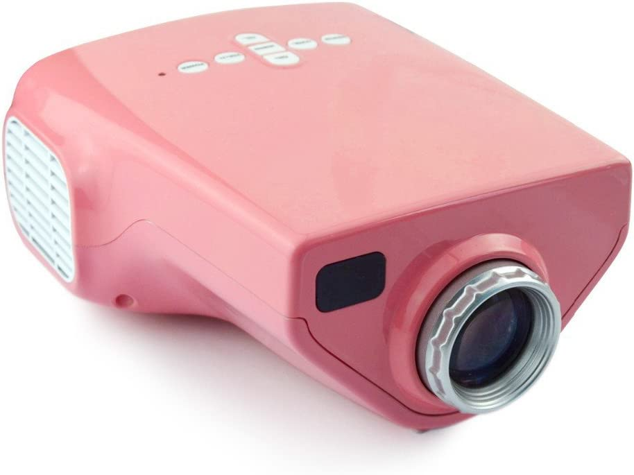 Amazon.com: FastFox Mini LED Projector 320x240 LCD 50 Lumen ...