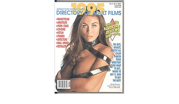 film Adult star directory