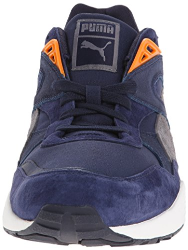 Puma Trinomic R698 Caban De Rue / Gris / Roux Orange