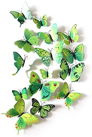 feng biao Colorful Butterfly Decoration product image
