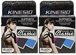 Kinesio Tape Tex Classic Black - 2\