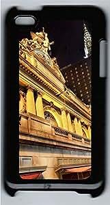 iPod 4 Case Limp Bizkit Gold Cobra PC Custom iPod 4 Case Cover Black