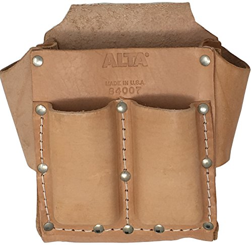 Alta Industries 3 Pocket Style Tool Pouch 84007