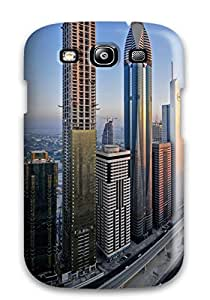 Kastlemane Clyde's Shop Top Quality Protection Downtown Dubai Widescreen Case Cover For Galaxy S3