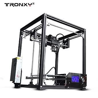 tronxy Impresora 3d Cube DIY Kit, admite múltiples filamente de ...