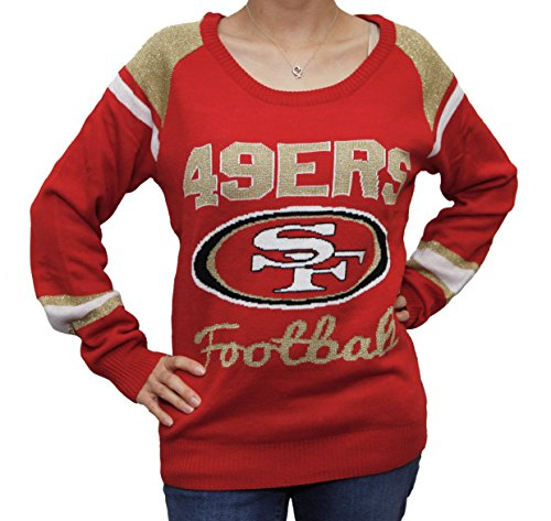 Team Apparel NFL sweaters (medium, San Francisco 49ers) by Klew