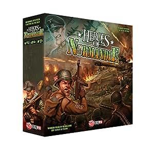Héroes - Juego de mesa, para 2 jugadores (DPG58001) (importado)