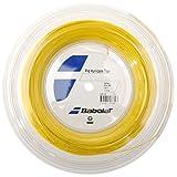 BABOLAT Pro Hurricane Tour (16g-1.30mm) Carrete de Cuerda para Raqueta de Tenis (660')