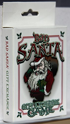 Bad Santa Gift Exchange Card Game