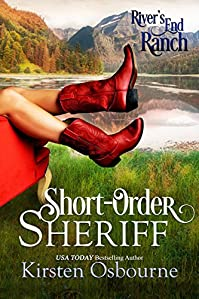 Short-order Sheriff by Kirsten Osbourne ebook deal