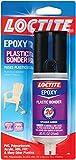 Loctite 1363118-8 Epoxy Plastic Bonder, 0.85 fl. oz. Syringes (Case of 8)