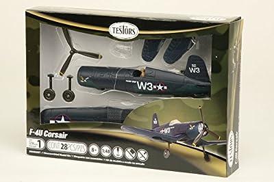 Testors F-4U Corsair Aircraft Model Kit (1:48 Scale)