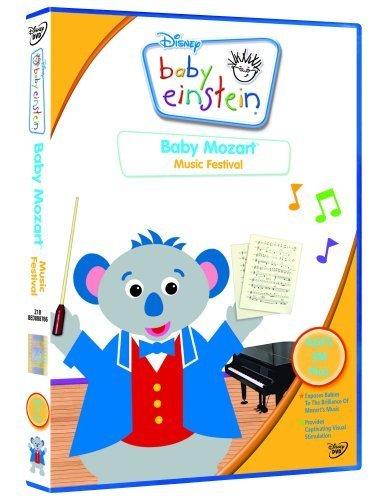 - Baby Einstein: Baby Mozart Music Festival [DVD]