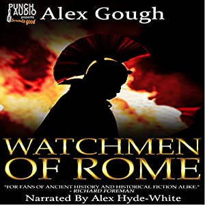 Watchmen of Rome Audiobook