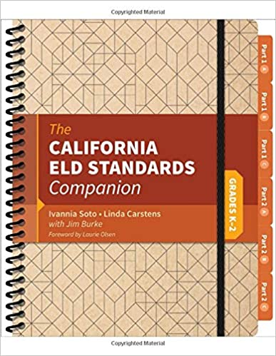 Amazon com: The California ELD Standards Companion, Grades K-2