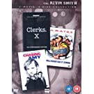 Kevin Smith Box Set - Clerks/Jay and Silent Bob strike back/Chasing Amy [DVD]