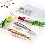 BY ANGLERS, FOR ANGLERS These lures were chosen by successful bass anglers, with the beginner in mind to keep costs down. Tie a quick-change swivel to your main line using a Palomar knot (see YouTube), to create a change over system in seconds to put...