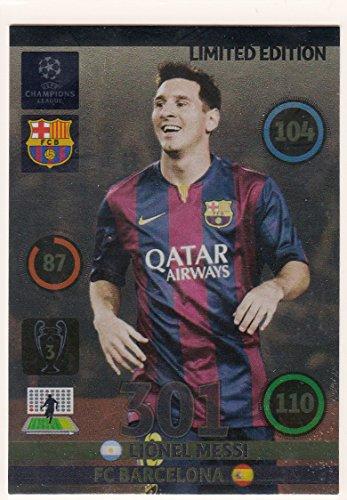 Champions League Adrenalyn XL 2014//2015 14//15 Ian Rush 2014 Legend