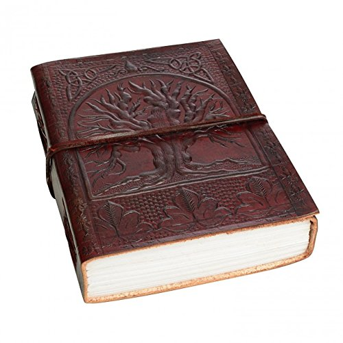 Large Trade Design Leather Journal product image